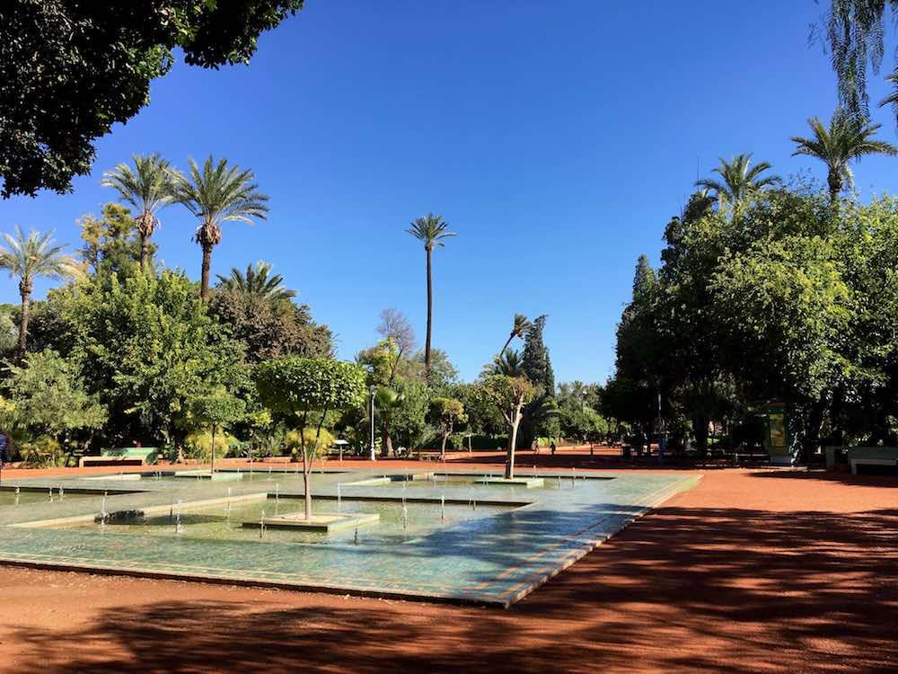 Cyber Park Marrakesch Sehenswürdigkeiten