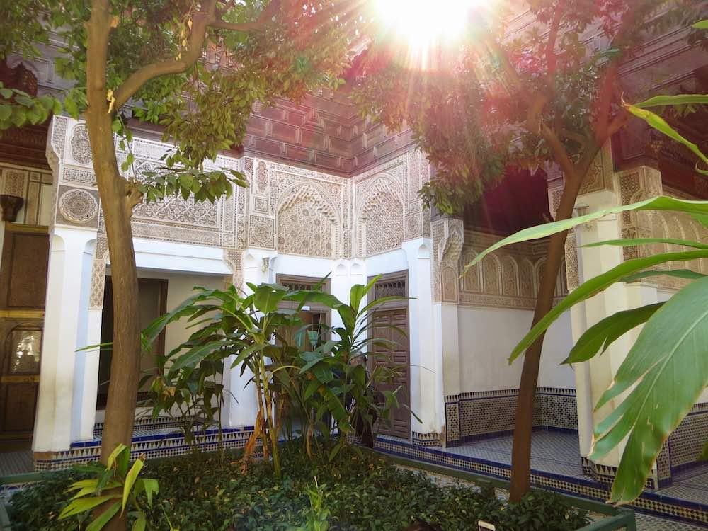 El Bahia Marrakesch Marokko