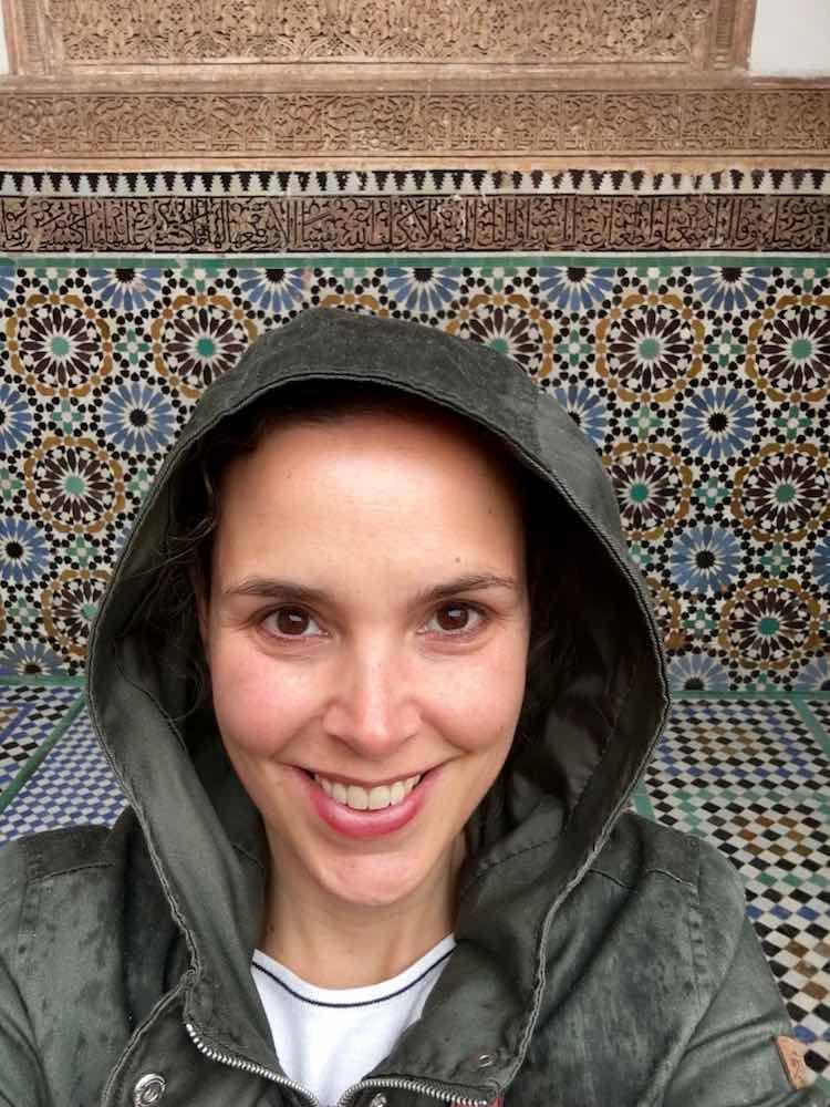 Marrakesch Urlaub Imke