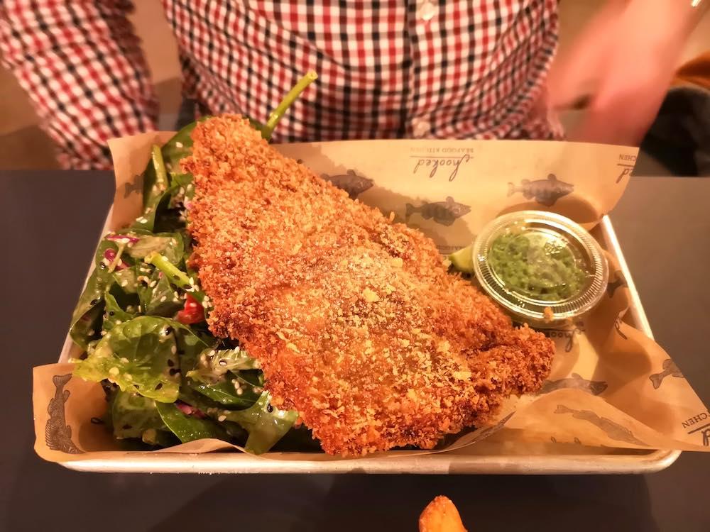 Hooked Essen in Kopenhagen