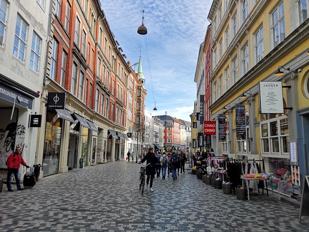 Kopenhagen Stroget