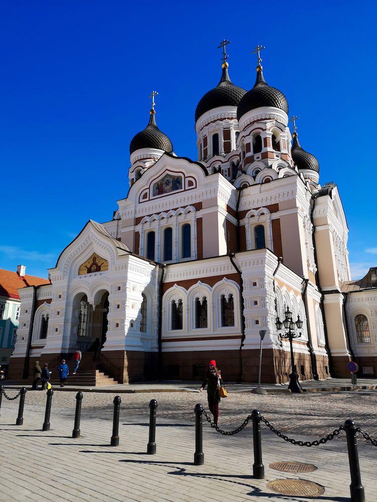 Alexander-Newski-Kathedrale Tallinn