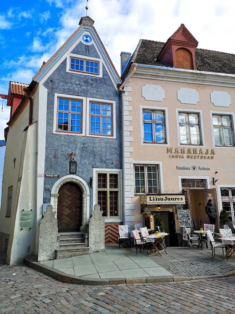 Blaues Haus Tallinn