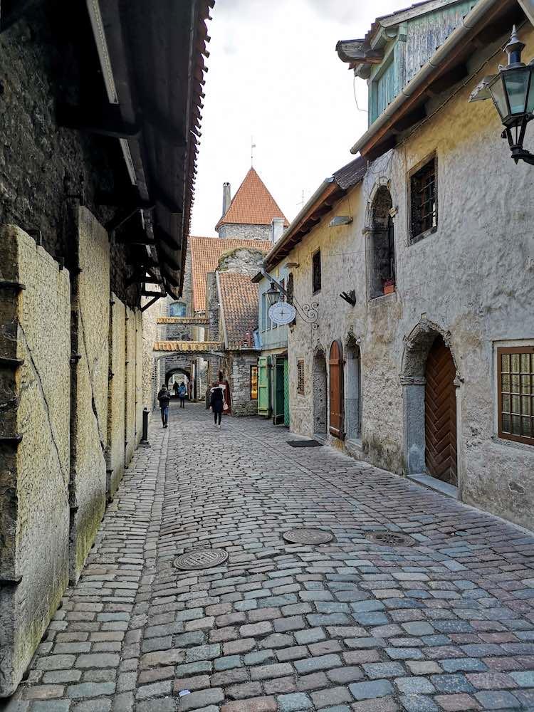 Katharinengang Tallinn