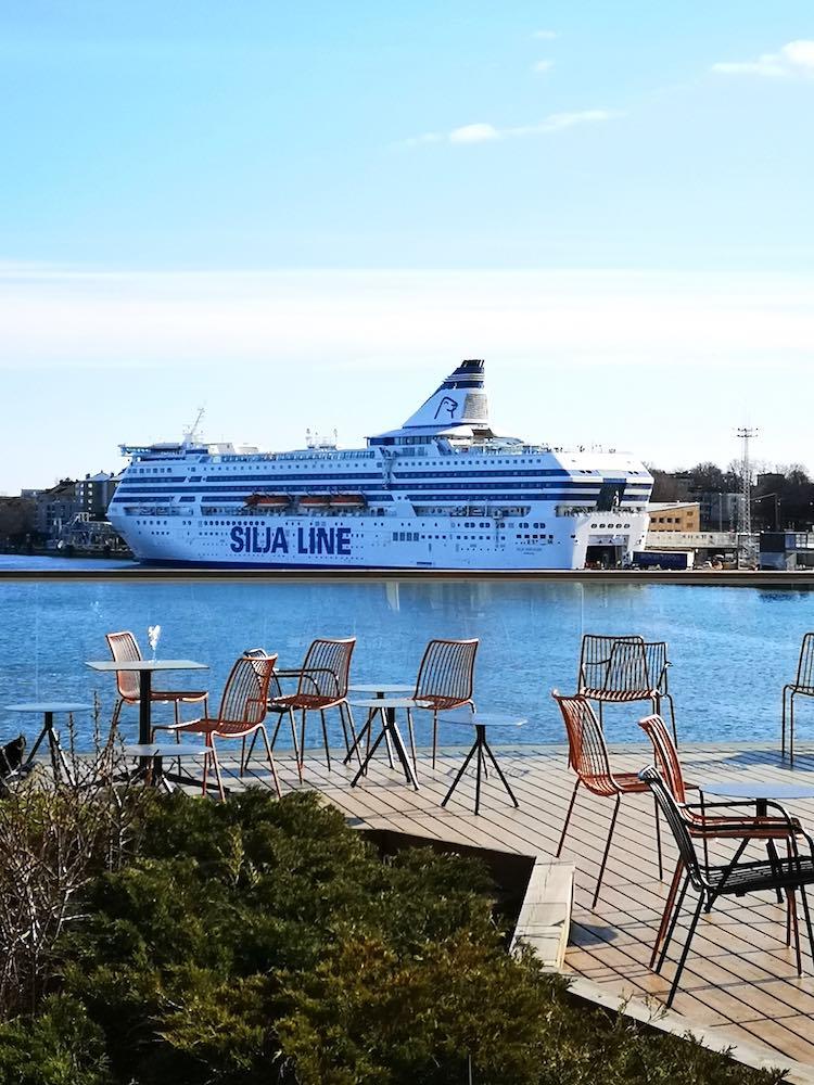 Silja Serenade Helsinki