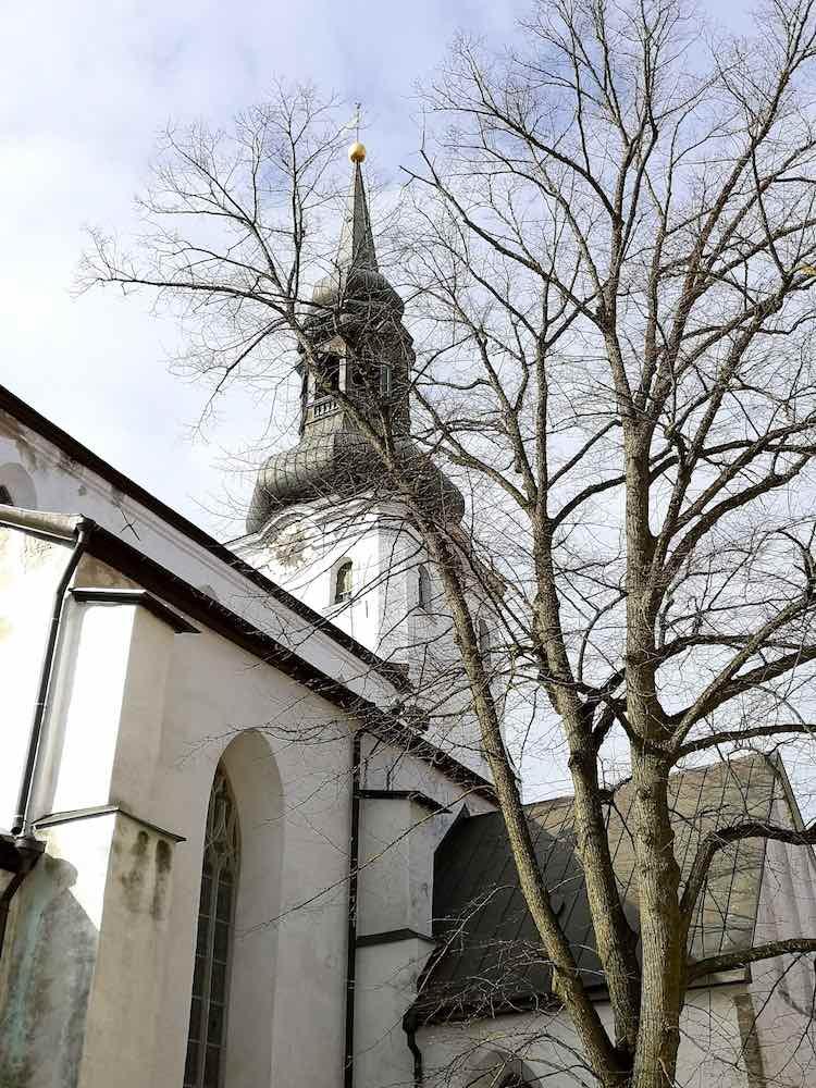 Tallinn Domkirche