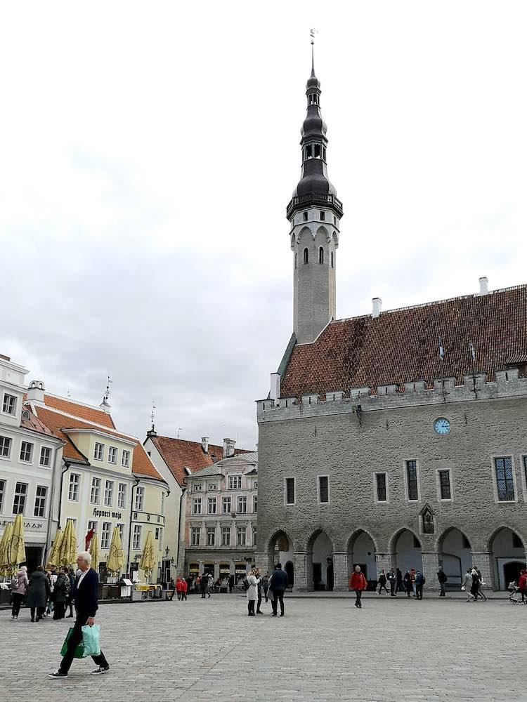 Tallinn Rathaus