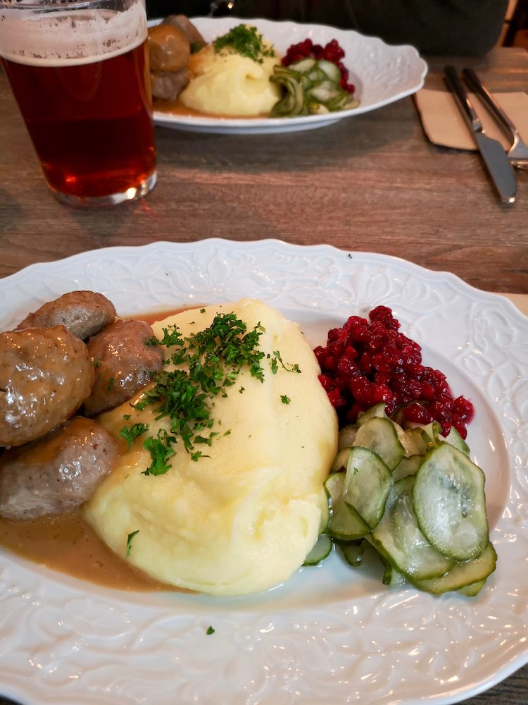 Stockholm Restaurant Tipp Meatballs for the People