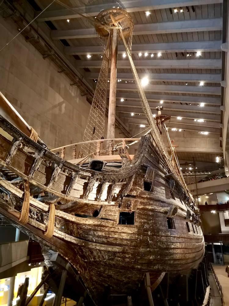 Vasa Museum Stockholm Sehenswürdigkeiten