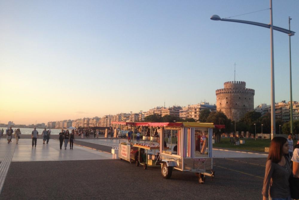 Griechenland Urlaubsziel Thessaloniki