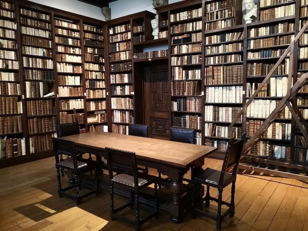 Bibliothek Plantin Moretus