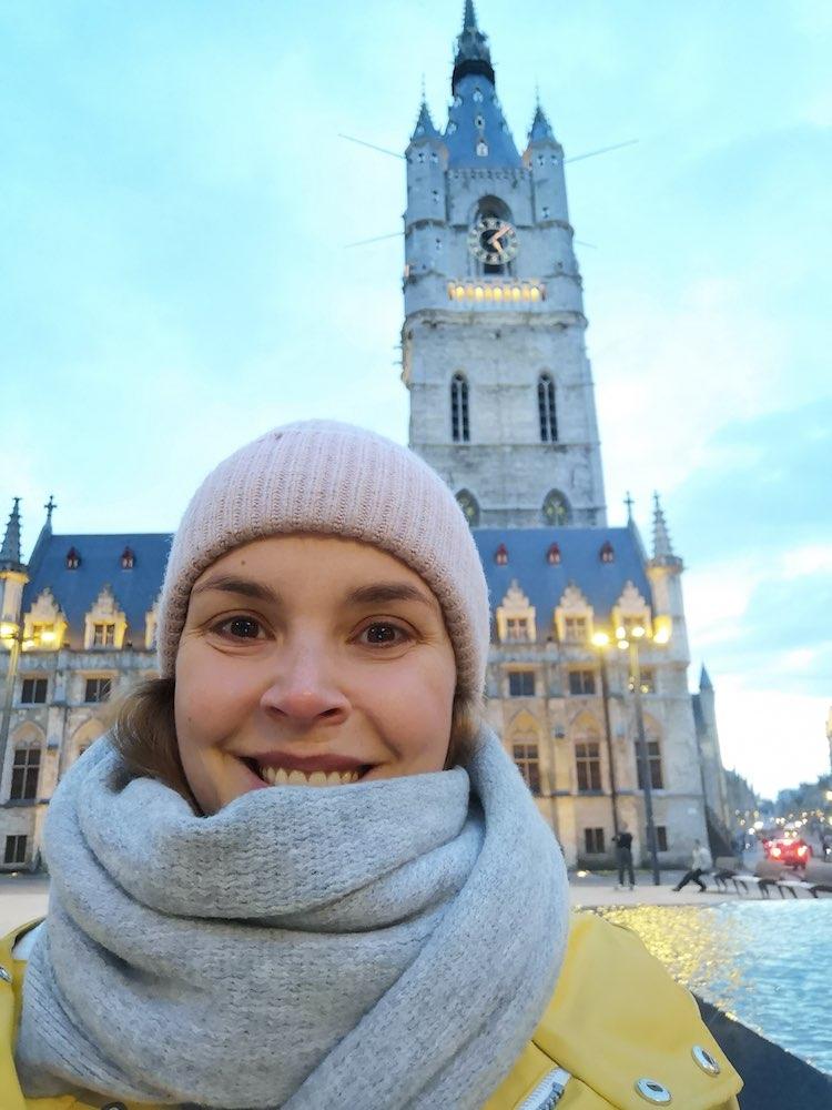 Imke in Gent