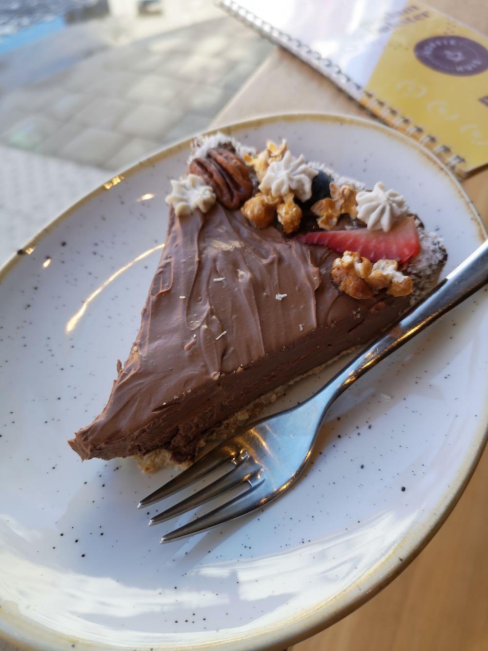 Kuchen im Madame Bakster