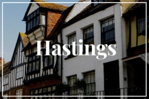 Hastings in England