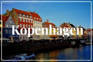 Kopenhagen Städtereise