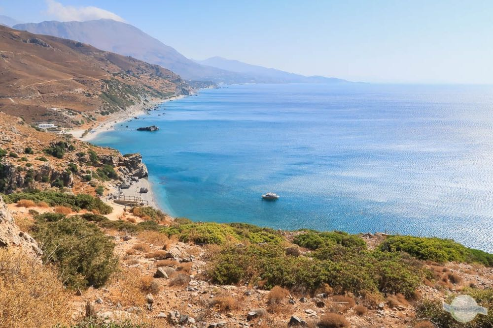 griechische Insel Kreta