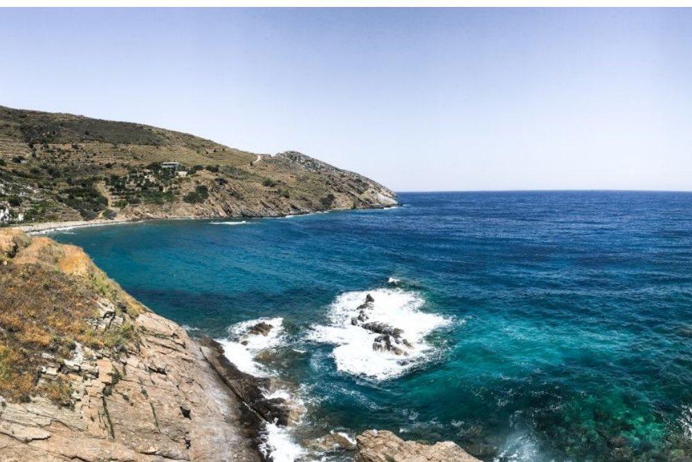 Naxos Küste