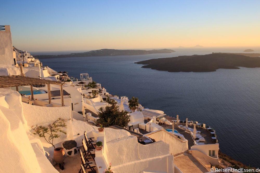 Welche griechische Insel - Santorin?