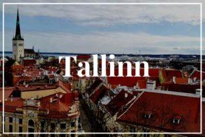 Tallinn Städtetrip