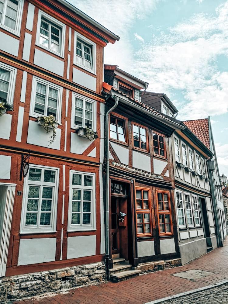 Fachwerk Alte Marktstraße Hameln