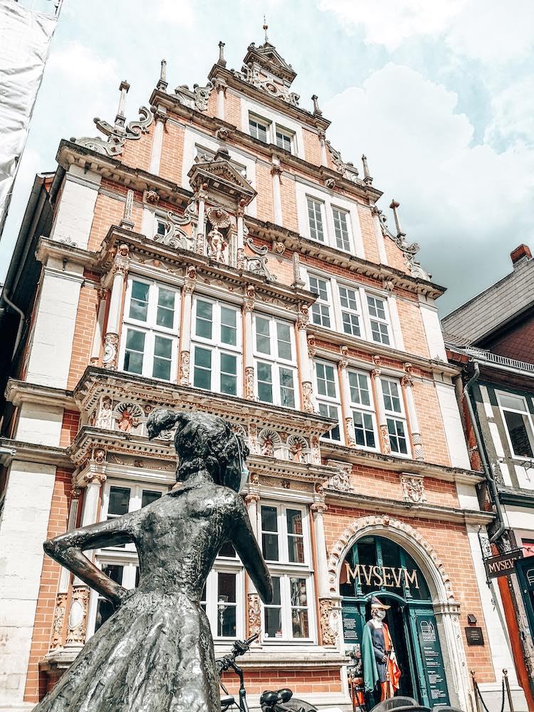 Leisthaus Hameln Altstadt