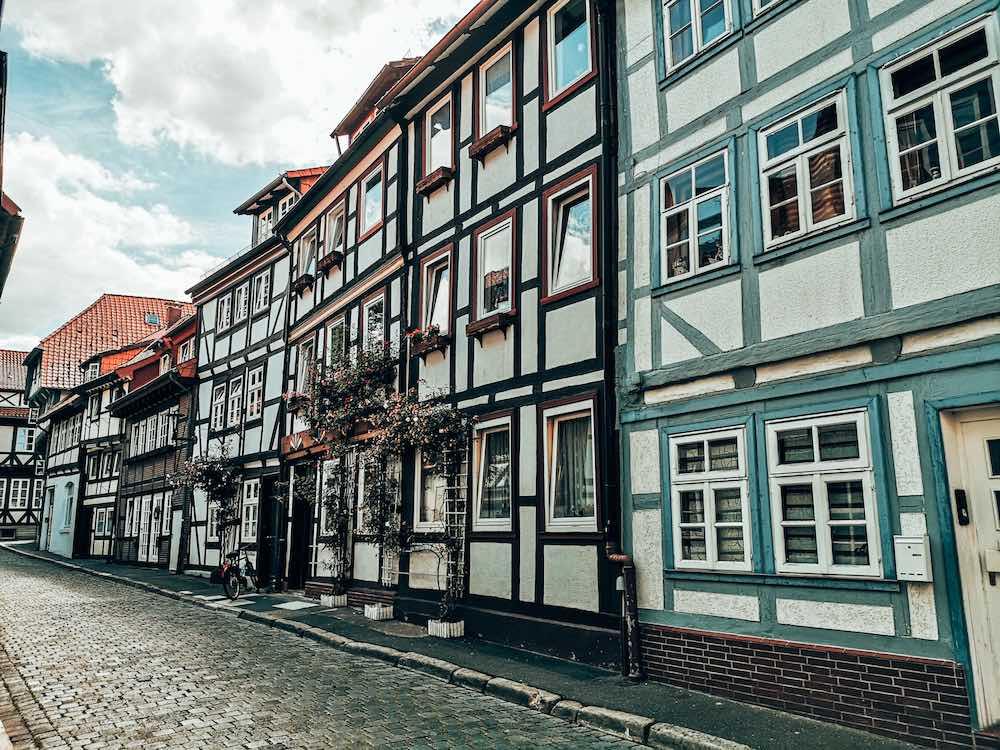 Fachwerkhäuser in Northeim