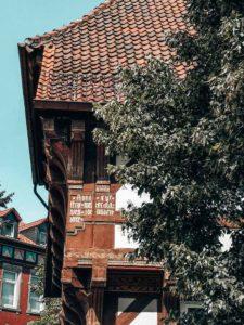 Fachwerk am Stadtmuseum Northeim