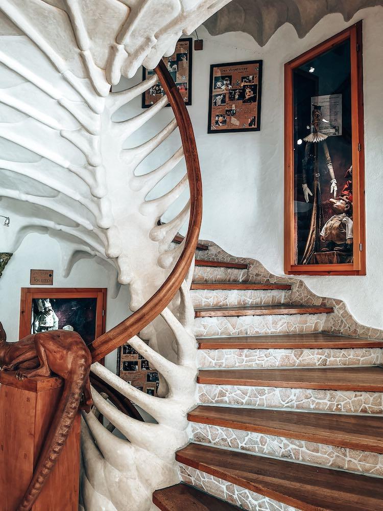 Treppe Theater der Nacht