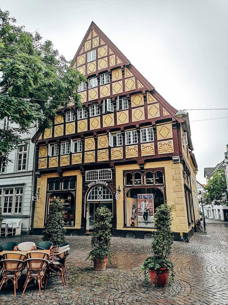 Degode Haus Sehenswürdigkeiten Oldenburg
