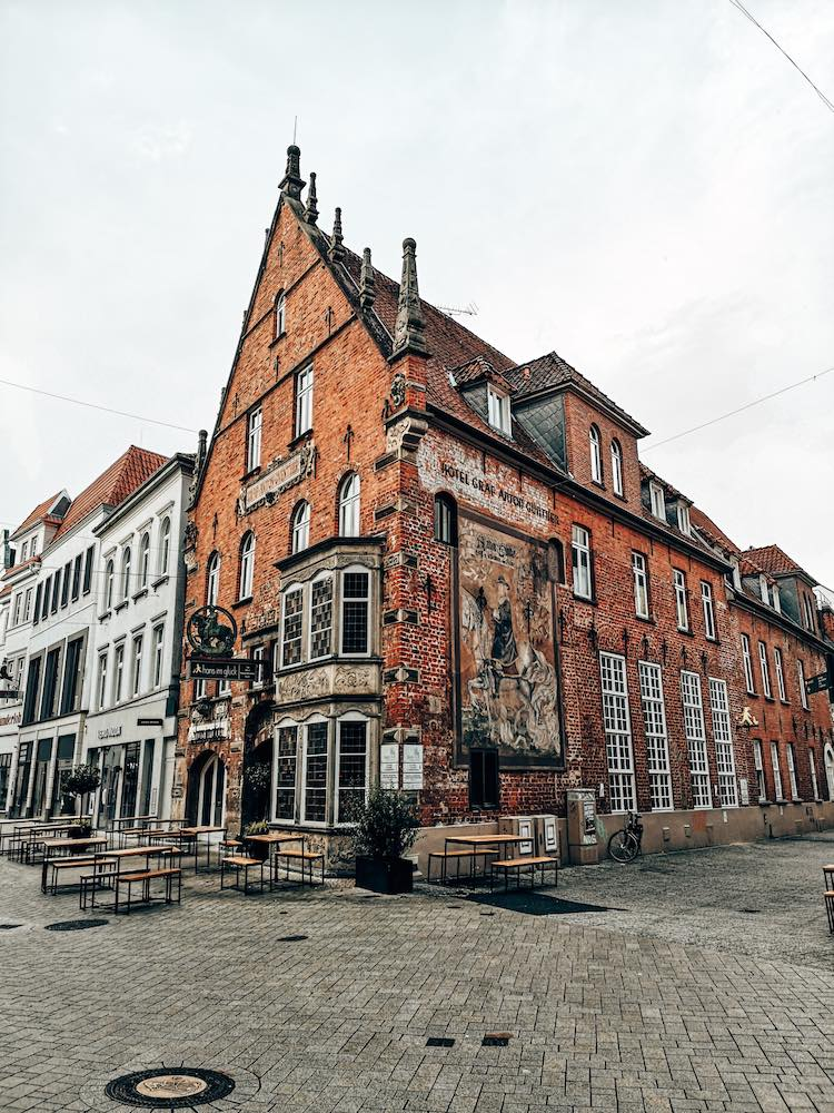 Graf Anton Günther Haus
