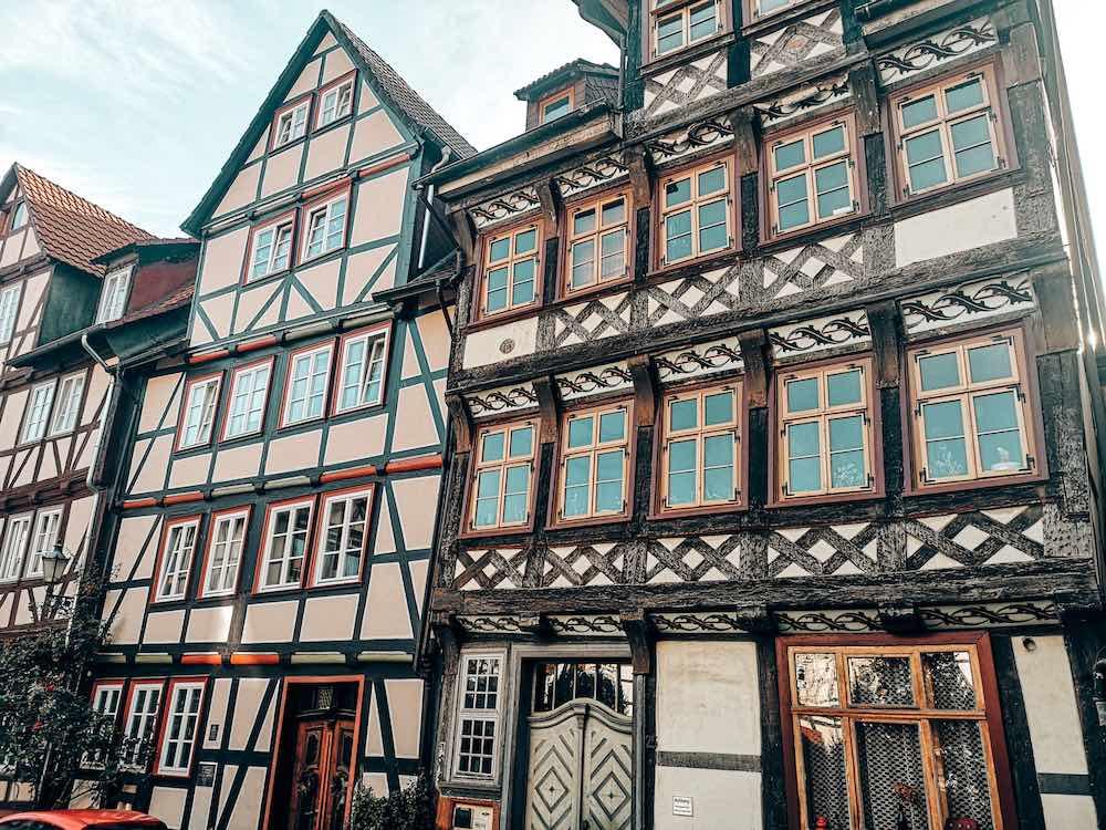 Fachwerk in Hannoversch Münden