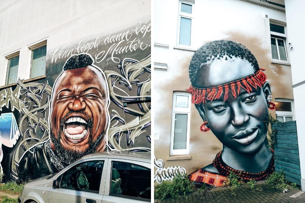 Street Art Oldenburg