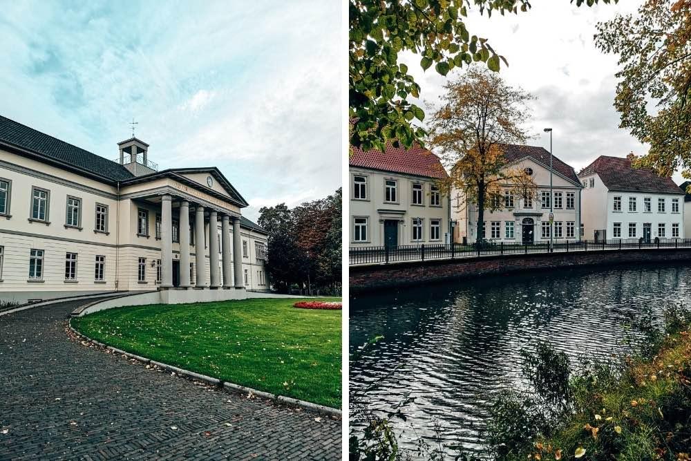 PLF und Kavaliershäuser