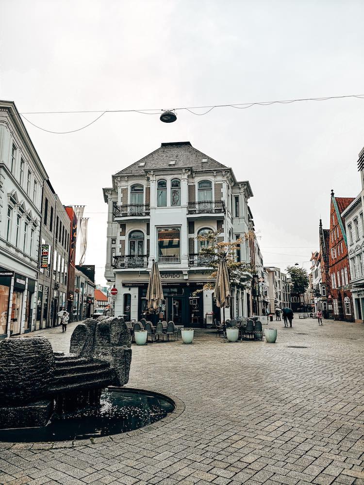 Shopping in Oldenburg