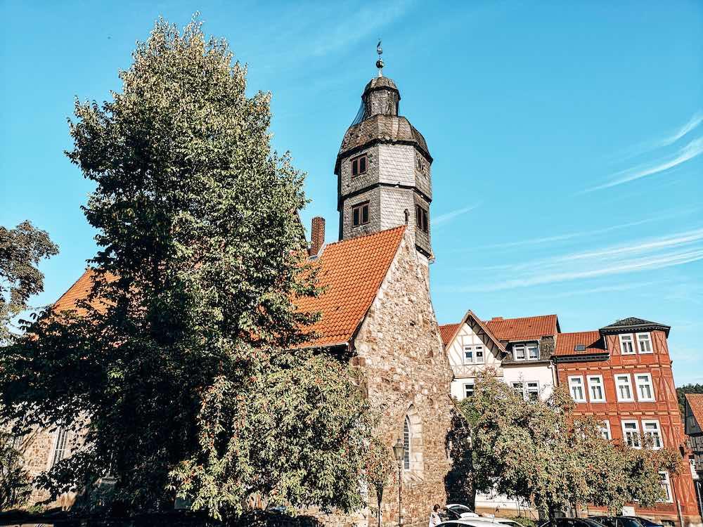 Aegidien Kirche Hann. Münden