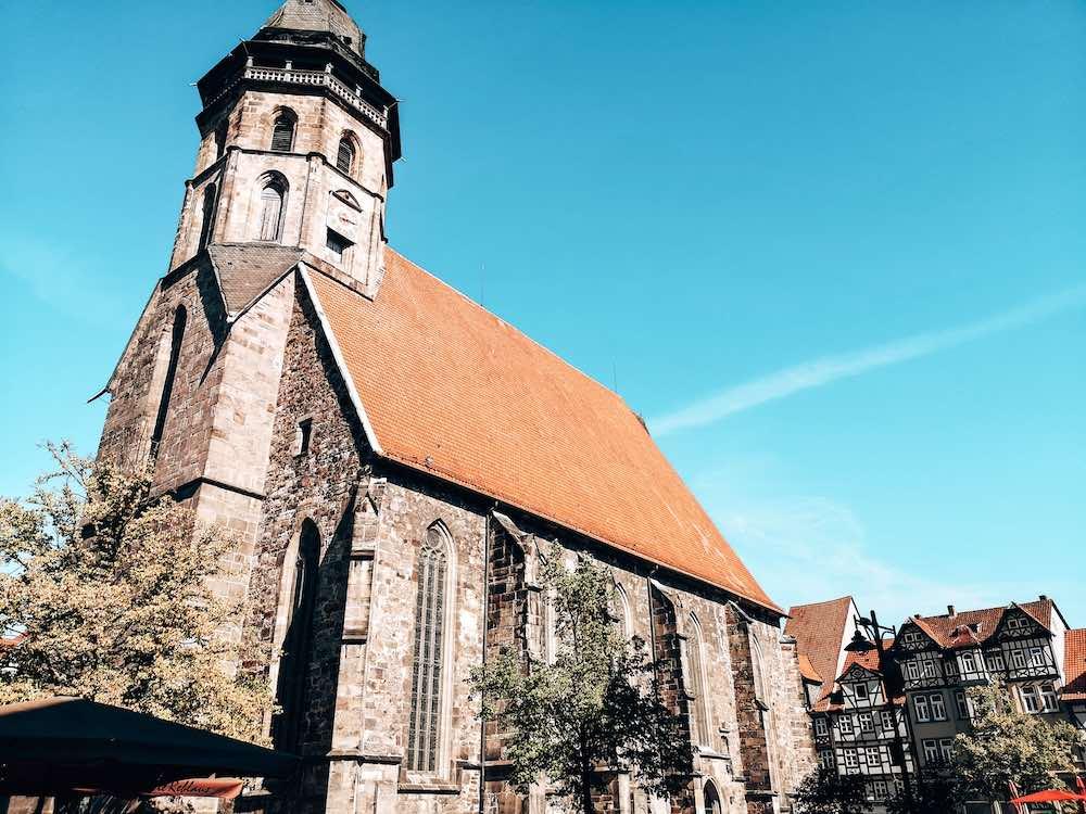 St. Blasius Kirche Hann. Münden