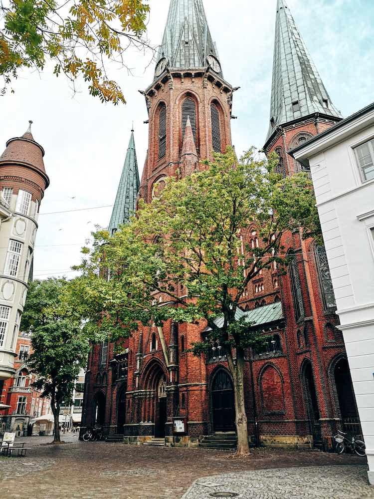 St. Lamberti-Kirche in Oldenburg