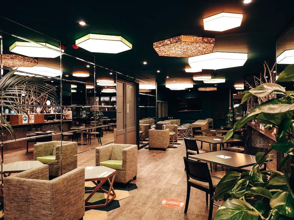 Restaurant Trans World Hotel Auefeld