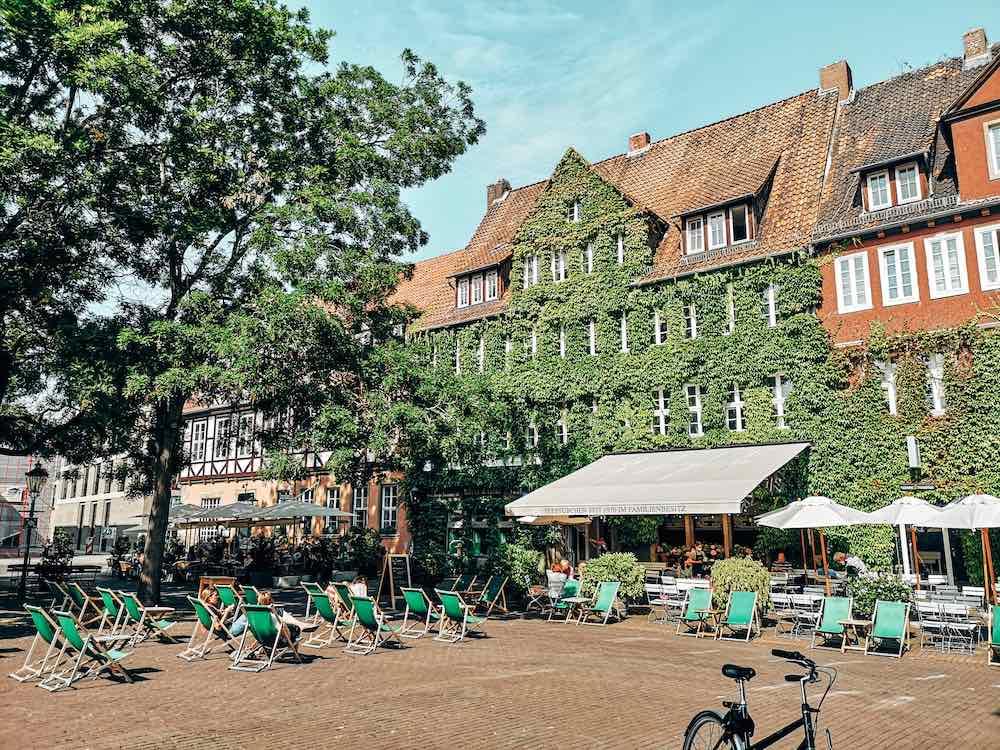 Ballhofplatz Hannover