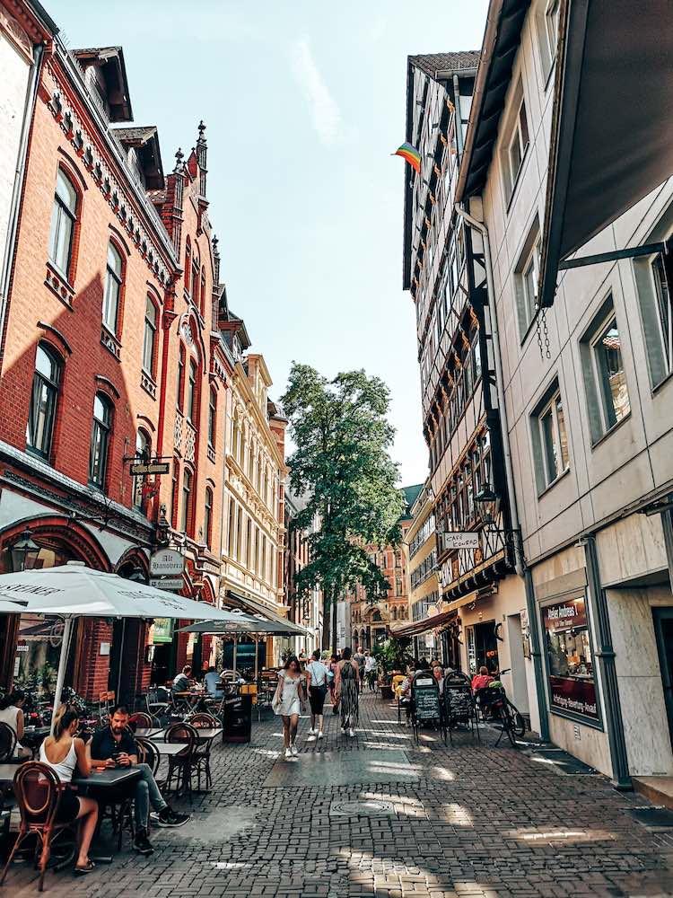 Kramerstraße Hannover