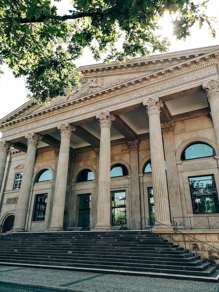 Landtag Gebäude