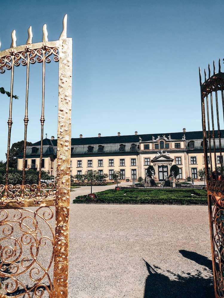 Herrenhäuser Gärten Hannover Sehenswürdigkeiten