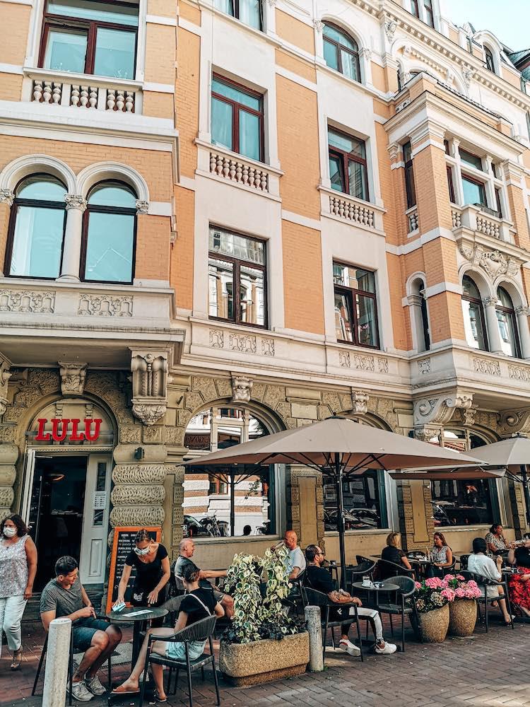 Cafe Lulu in List