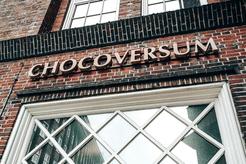Chocoversum Außenansicht